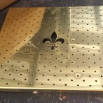 Brass Bar Trays