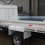 Hope Contractors truck scrolls  2015