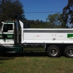 Hopes Contracting Truck